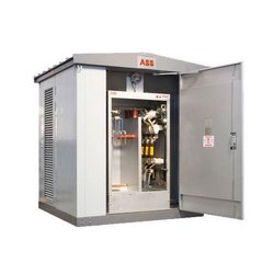 Three Phase ABB Unitized Substation