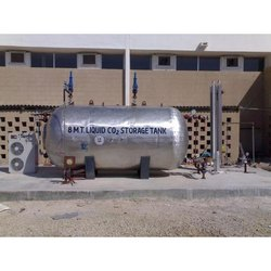 Storage Vessel Fabrication Service