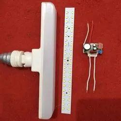 T Shape LED Bulb Raw Material