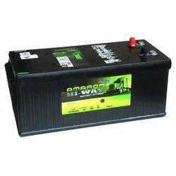 Lead Acid Battery Amaron Hi Way Inverter Battery, Model Number/Name: HCV180D04R-A, 12 V