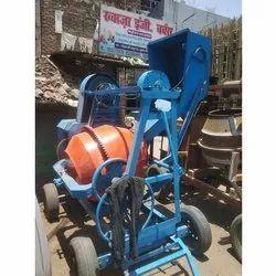 Warsi 2 Hp Cement Concrete Mixer, Drum Capacity: 1000 L
