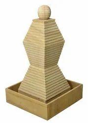 Pyramid Room Fountain