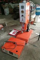 Ultrasonic Velcro welding machine