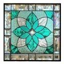 Decorative Window Stained Glass, For Windows