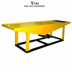 Roof Tile Vibrating Table