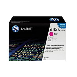 Magenta Laser Jet Toner Cartridge