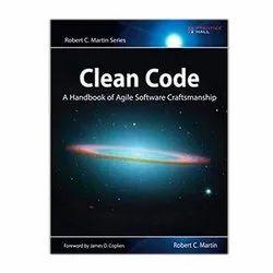 Robert C. Martin (author) Clean Code A Handbook Of Agile Software Craftsmanship Book