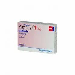 Amaryl 1 mg Tablet