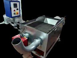 Rectangular Batch fryer Machine 40 Ltr
