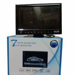 Dashboard Rear View Screen with Bluetooth