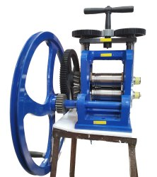 Gold Tool Hand Powered Rolling Mill
