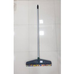 21 Inch Polo Floor Wiper With 4 Feet MS Rod
