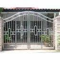 Steel Ornamental Gates