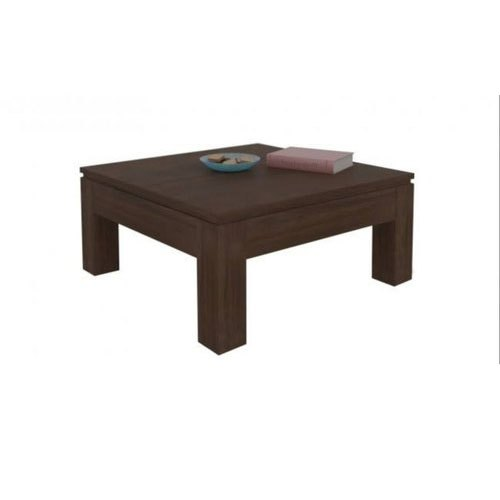 Brown Wooden Square Table