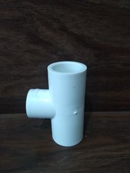 UPVC Pipe Fittings Reducer Tee