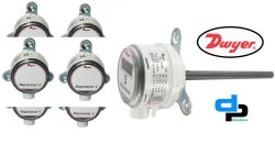 Dwyer MS -711 Magnesense Differential Pressure Transmitter