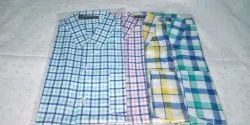 Srinidhi Full Sleeves Kaddar Shirts, Size: XL