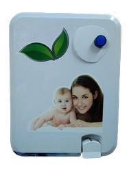 TOUCHLESS HAND SANITIZER DISPENSING MACHINE
