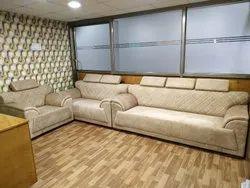 Quilted Design Sofa 3 2 1