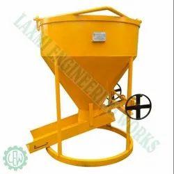 Funnel Type Concrete Bucket
