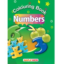 Colouring Book of Numbers