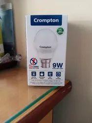 Crompton 9w Led Bulb