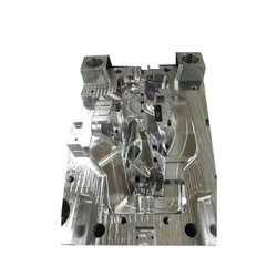 Hard Steel Automobile Lamp Plastic Mould