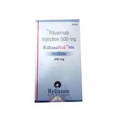 Rituxirel 500mg Injection