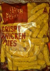 Crispy Chicken Fries, Packaging Size: 1 Kg