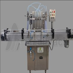 Dish Wash Filling Machine