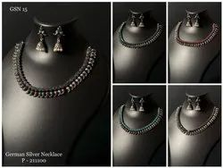 Girls Jhumkis GSN 15 Necklace