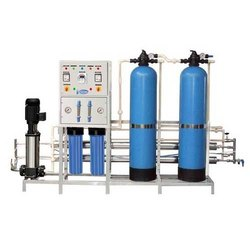 500LPH RO Water Plant