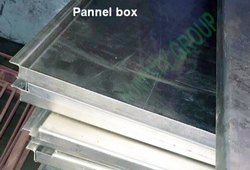 Panel Box Such As Sheet Cutting, Bending, Punching Etc