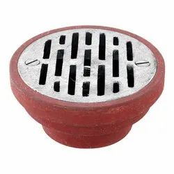 Planter Podium Parking Floor Drain