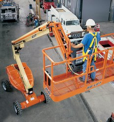 Refurbished Articulated Boom Lift