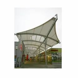 Shopping Complex Tensile Structure