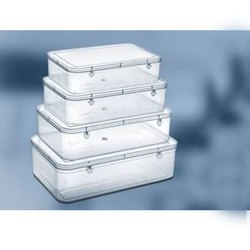 Keeper Rectangular Plastic Storage Box, for Food Storage
