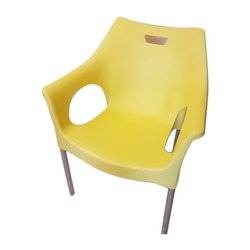 Yellow Cafe Chair
