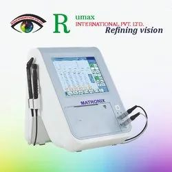 Matronix A-Scan With Pachy-Meter, For Hospital