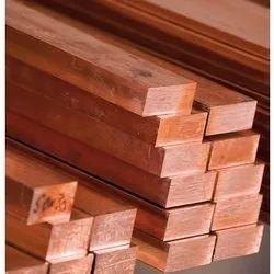 Rectangular Copper Bar