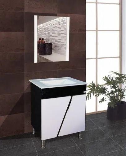 Credence Art Cera Bathroom Vanity With Mirror, Rs 1 /piece | ID ...