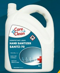 CareClean Sanitz-70 Hand Sanitizer