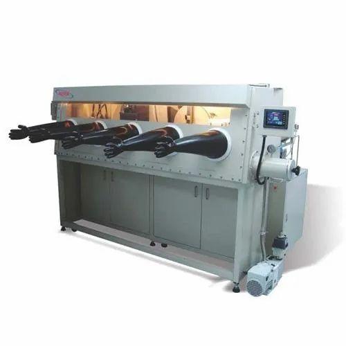 Glovebox Laser Welding Machine