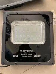 200W LED Flood Light - Dura Slim