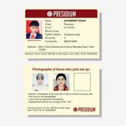 Identity Card Designing & Printing Service