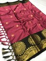 Cotton Silk Weaving Saree