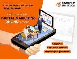 10 3:00 - 5:00 Digital Marketing Online Training