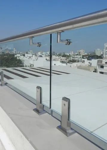 Stainless Steel Balcony Railing System
