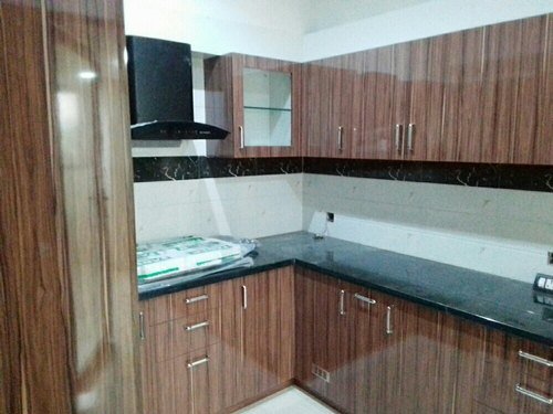 Multiwood Kitchen Cabinet At Rs 300 Square Feet Modular Kitchen Cabinets Id 21578513188