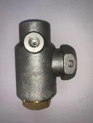 Medium Pressure Aluminium Non Return Valve, Valve Size: 1 Inch
